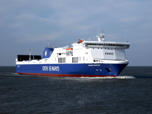 First project FCM m/v Patria Seaways
